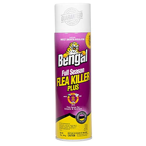 Bengal Full Season Flea Killer, 2 Pack (2x16) Oz
