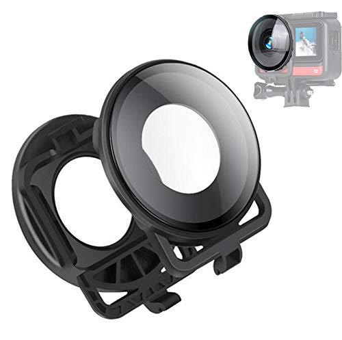 Honbobo - Protector de lente para cámara Insta360 One R 360 de doble lente