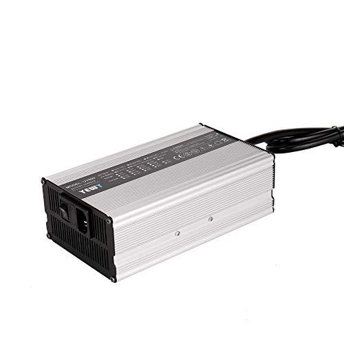 Chariot De Golf De Charge En Aluminium Shell 24V 22A Chargeur De Batterie Plomb-Acide 22 Courant De Charge (A) 220 X 135 X 70 (MM)