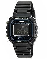 カシオ CASIO スタンダード デジタルクオーツ 腕時計 LA-20WH-1B [並行輸入品]