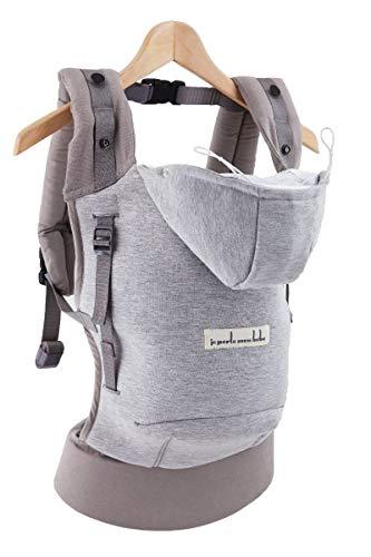 JE PORTE MON BEBE-Porte bebe hoodie carrier