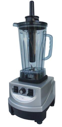 Optimum 9400 Domestic and Commercial Blender, 2 Litre, 2238 Watt, Silver