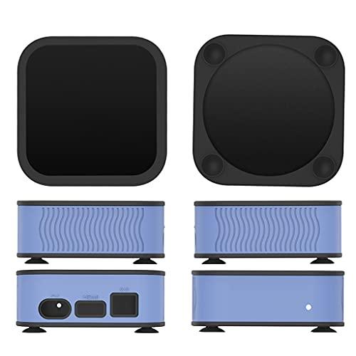 NAIXUE Set-top Box Funda protectora impermeable compatible con 4K 5Th/4Th Smart TV Box Fundas de silicona suave