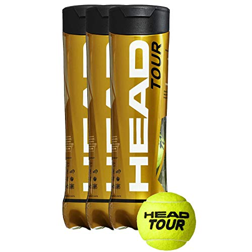 Head Tour - Palline da tennis, Tour, 4 palline