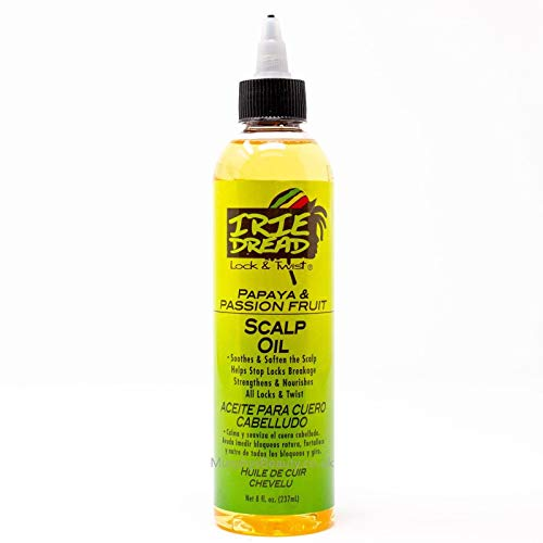 Irie Dread Scalp Oil 8 Oz by Irie Dread