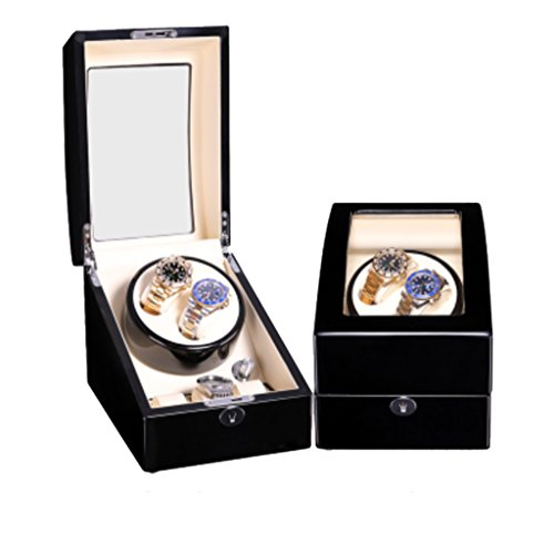 Watch Winder,Cajas giratorias para Relojes Watch Winder Shakers Relojes mecánicos Cajas de...