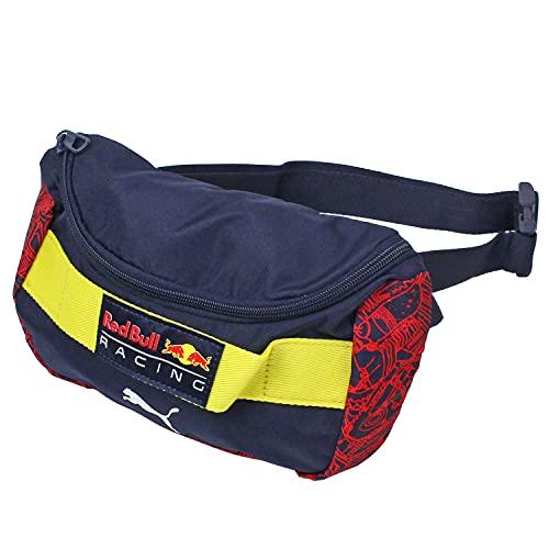 PUMA Red Bull Racing Engine Messenger Tasche, Unisex One Size - Original Merchandise