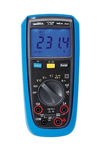 Multimètre Metrix MTX203-Z