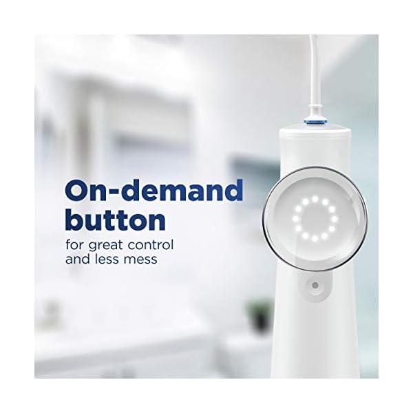 Oral B Water Flosser Advanced Portable Oral Irrigator
