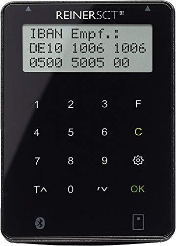 REINER SCT 2705110-001 tanJack Bluetooth TAN-Generator, Bluetooth 4 LE & USB-Schnittstelle, schwarz