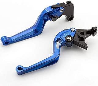 MZS Kurze Brems Kupplungshebel f/ür Honda CBR 600 F2,F3,F4,F4i 1991-2007,CBR900RR 1993-1999,CB919 2002-2007,CB599//CB600 Hornet 1998-2006,NC700 S//X 2012-2013,VTX1300 2003-2008,CB400 2014 Gold