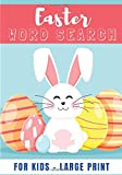 Easter word search: Challenging Puzzle book For kids | 60 puzzles with word searches and scrambles | Find more than 400 words`| Large Print, Big Character | Funny Gift for Friends, Family.