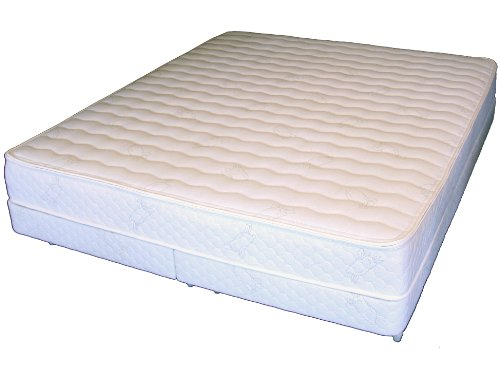 Hot Sale Posture Select Organic Cotton-Natural Talalay Latex Green Mattress--Twin