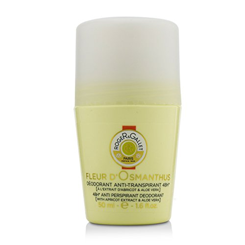 Roger & Gallet - Desodorante roll-on fleur d'osmanthus