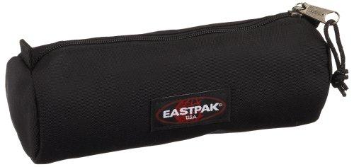 Eastpak Round Single Federmäppchen, 21 cm, Schwarz (Black)
