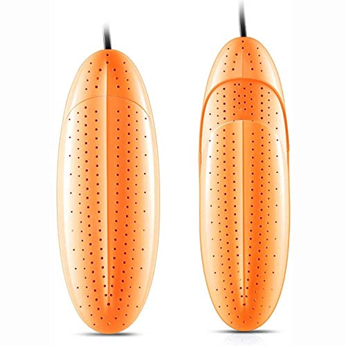 GPWDSN Secador de Zapatos Plegable Calentador de Botas eléctrico Mini Calentador de...