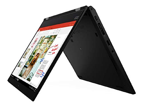 Lenovo ThinkPad L13 Yoga 13.3 Core i5-10210U 8GB RAM 256GB SSD Multi-Touch Win10Pro - 20R50004GE schwarz