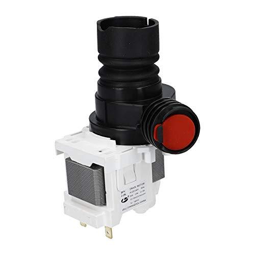 LUTH Premium Profi Parts Ablaufpumpe Pumpe mit Pumpenstutzen Geschirrspüler Spülmaschine für AEG Electrolux 14000044302 140000443022