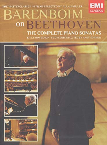 Beethoven, Ludwig van - Barenboim On Beethoven/The Complete Piano Sonatas [6 DVDs]