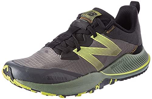 New Balance MTNTRV4, Zapatillas para Carreras de montaa Hombre, Magnet, 43 EU