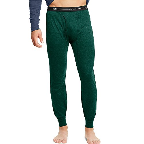 Champion Duofold Mens Thermals Base-Layer Underwear, XL, Forest Grove