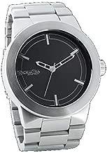 Rockwell Time Maverick Watch, Silver/Black