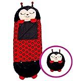 Sleeping bag Saco de dormir con almohada para niños - Convierte tu divertida almohada 2 en 1 en un...