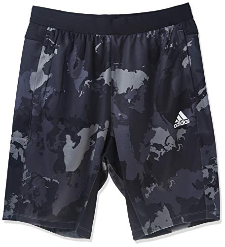 adidas mens Camo City Long Shorts G…