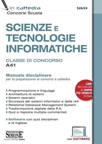 Scienze e tecnologie informatiche