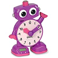 Learning Resources Tock The Learning Clock (Ages 3+)
