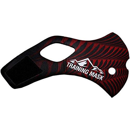Elevation Training Mask 2.0 Black Widow Sleeve, Small