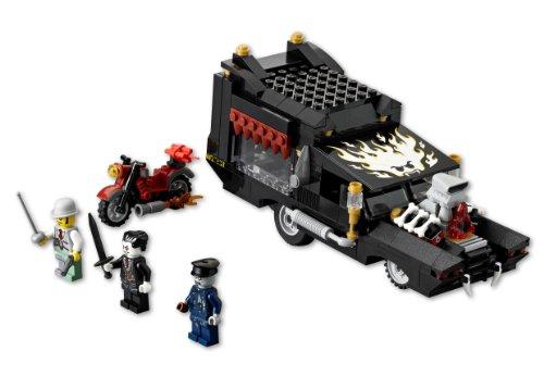 LEGO Monster Fighters – El Hombre Lobo