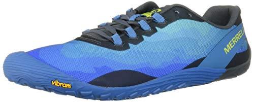 Merrell Vapor Glove 4, Zapatillas Hombre, Azul (Mediterranean BLU), 41.5 EU