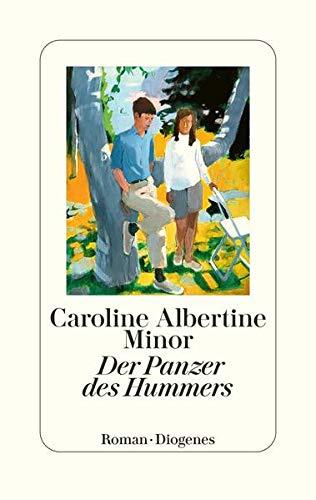 Buchseite und Rezensionen zu 'Der Panzer des Hummers' von Caroline Albertine Minor