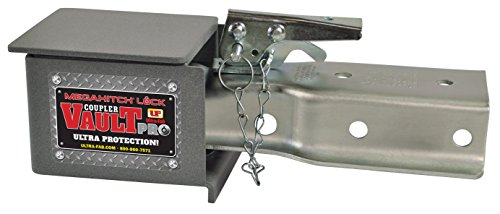 Coupler Vault Pro Hitch Lock - Combo Kit 2' & 2-5/16' Ball