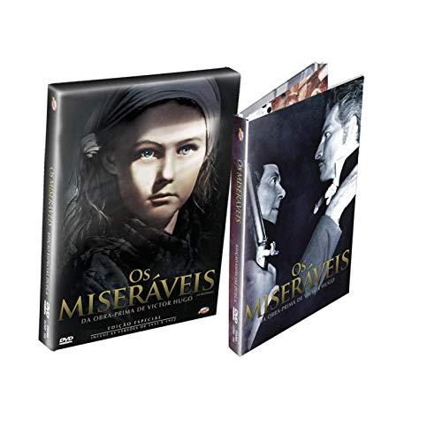 Dvd Os Miseráveis Duplo - Fredric March