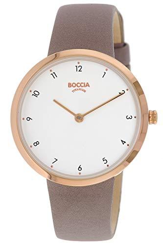 Boccia Dames-Horloge Titanium 3315-03