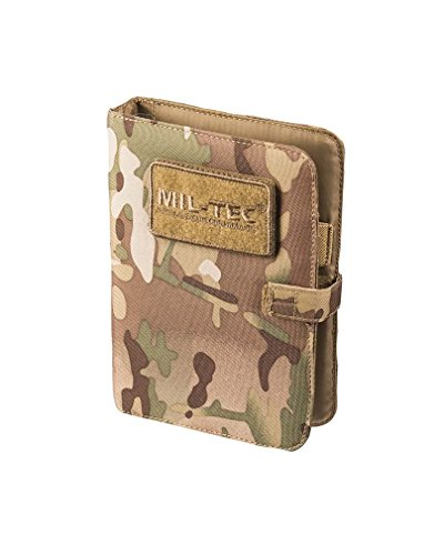 Mil-Tec Tactical Notebook Case small multitarn