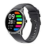 Smartwatch,Reloj Inteligentecon Impermeable IP68 con Pulsómetro Cronómetros,13 Modos...