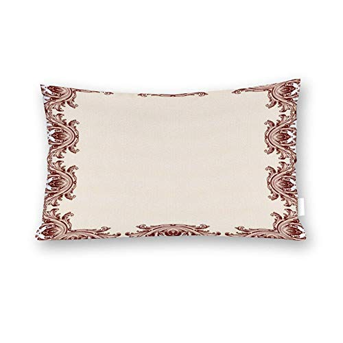 Funda de almohada con diseño de seguridad clásico