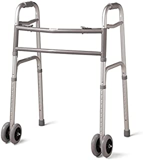 bariatric front wheeled walker