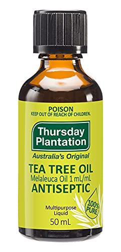オーストラリア産 ティーツリーオイル 100%ピュア 50ml