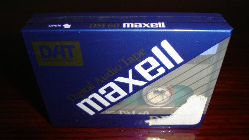 Why Should You Buy Maxell DM 60 DAT - Digital Audio Tape - Metal