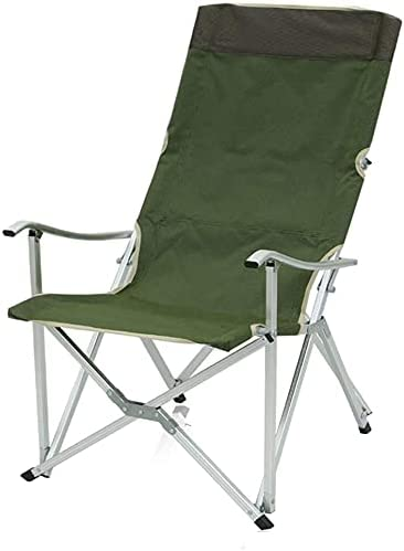 ZRONGQF Online limited product Beach Chairs Folding Outdoor Portable Fishin Mail order cheap Lightweight