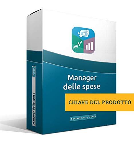 Manager delle spese | programma multiutente [link per scaricare il programma, senza CD]