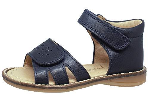 pom pom Sandalen 6424 Lauflernschuhe Navy Blau, Schuhgröße:EUR 26