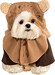 Ewok Starwars Halloween Dog Costumes
