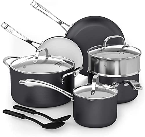 Top 10 Best white cookware set Reviews