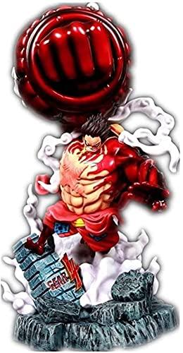ZDVHM One Piece Monkey D Rufy Figura de acción Figuras Figuras 17 / 43cm Modelo de Caracteres Estatua Estatua Estatua Adornos de Escritorio Artículos de Escritorio Regalos de Juguetes para Fan Anime
