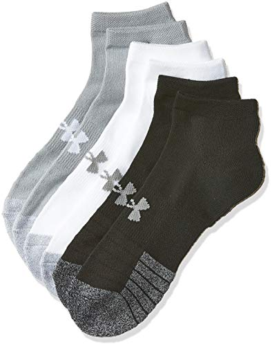 Under Armour (UNDKU Heatgear Locut Calcetines, Unisex adulto
